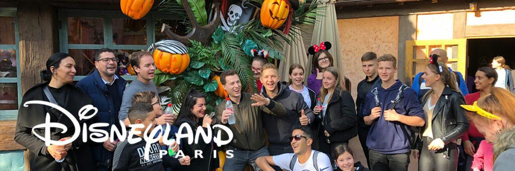 Sprachreise ins Disneyland