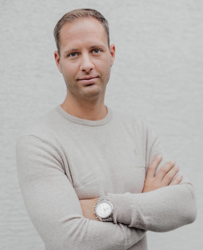 Filialleitung & Inhaber Tom Wondraczek Wiehl